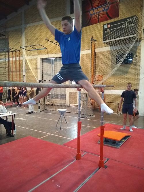 Републичко такмичење из гимнастике
