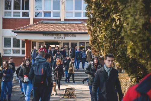 Техничка школа Пирот 2019 - Немања